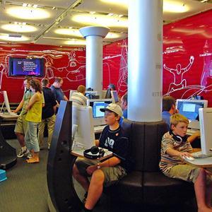Интернет-кафе Льгова