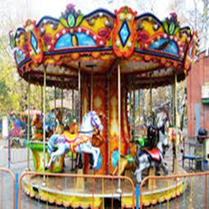 Парки культуры и отдыха Льгова