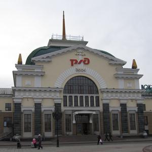 Железнодорожные вокзалы Льгова